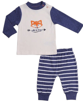 BABY OUTFIT (TEE W/ HAREM PANTS)