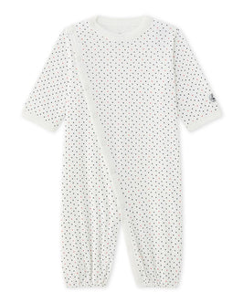 Baby boy's printed combi-sleeper