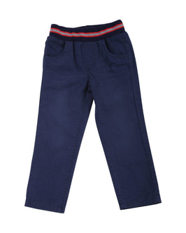 Ethan Cotton Twill Pant