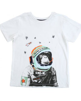 Graphic Astronaut Tee