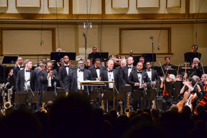 Listen Now: The First Movement from Wynton Marsalis's Swing Symphony