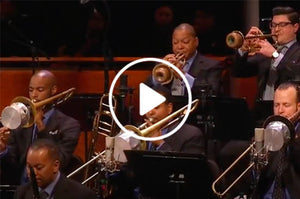 "Watch the JLCO with Wynton Marsalis Perform ""Unorthodox Sketches"""