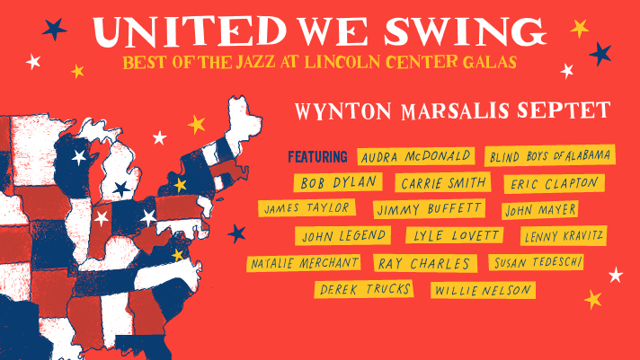 "Watch Wynton Marsalis  ""What Have You Done?"" From United We Swing"