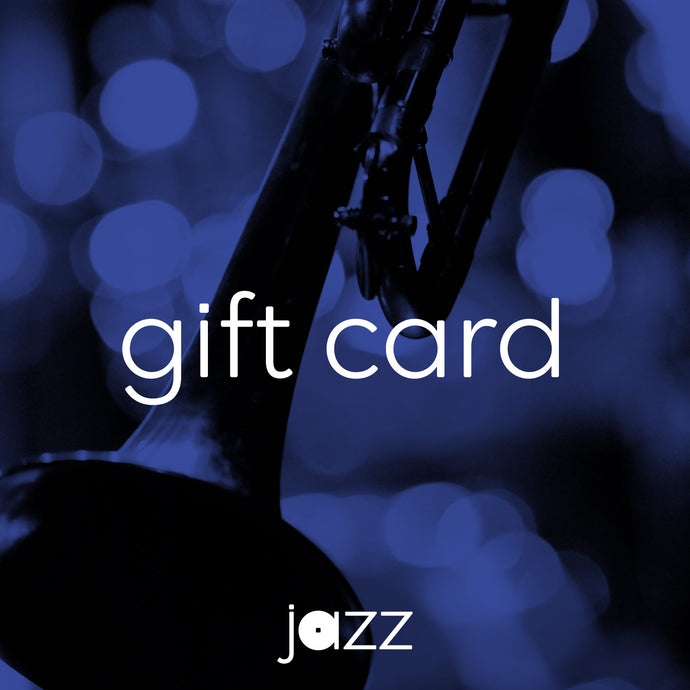Jazz at Lincoln Center Shop Gift Card