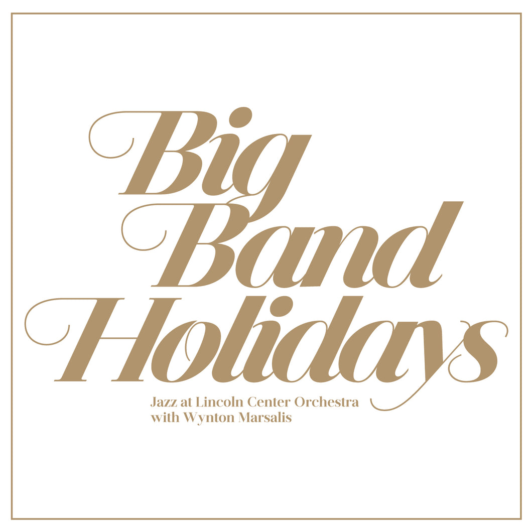 Big Band Holidays CD/Vinyl
