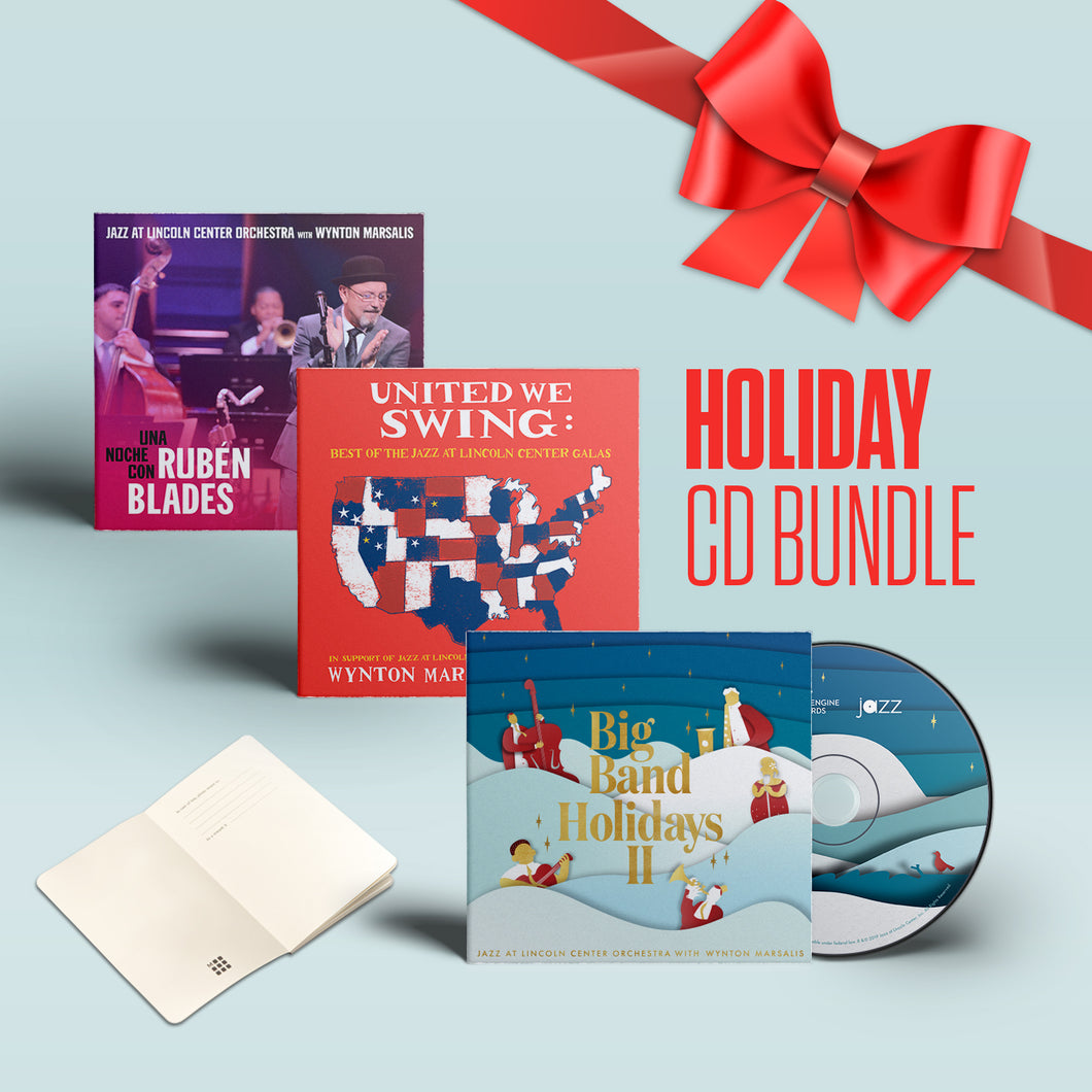 2019 Holiday Bundle: CD