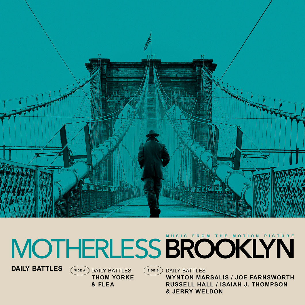 Daily Battles (From Motherless Brooklyn: Original Motion Picture Soundtrack) 7