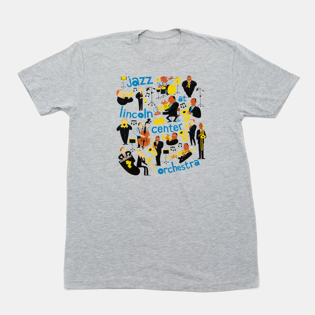 Illustrated JLCO Shirt