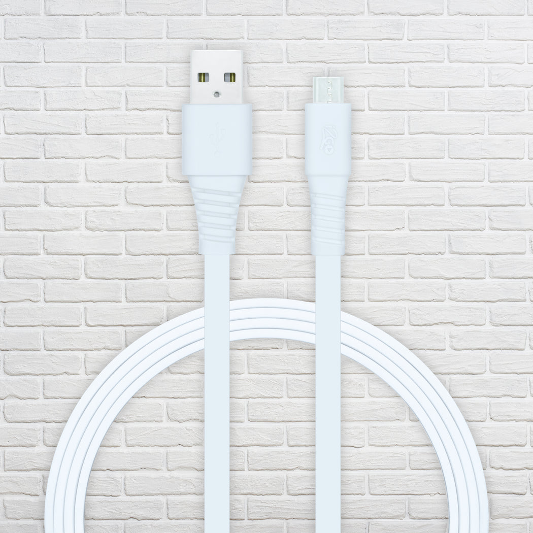 1.2M Micro USB flat cable