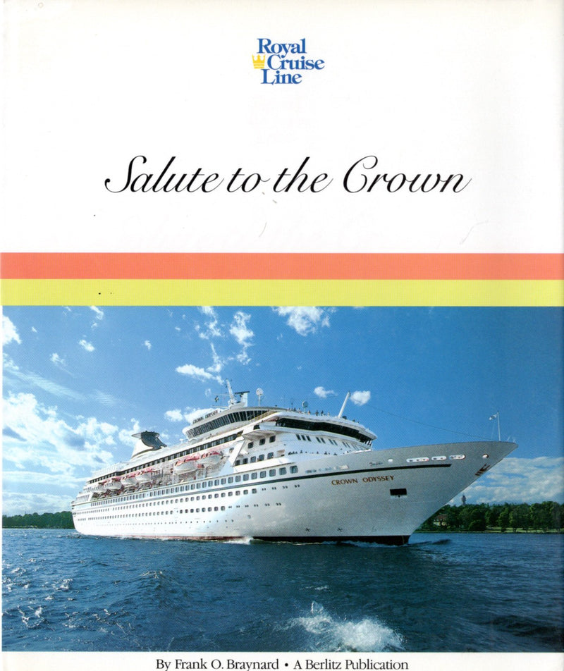 "CROWN ODYSSEY: 1988 - ""Salute to the Crown"" inaugural season book"