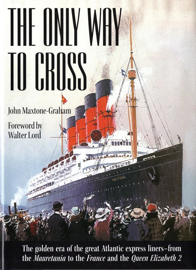"Various: pre-war - ""The Only Way to Cross"" from author's stock"