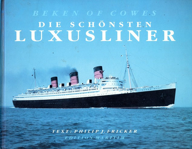 "Various Ships - German edition, ""Beken of Cowes"""