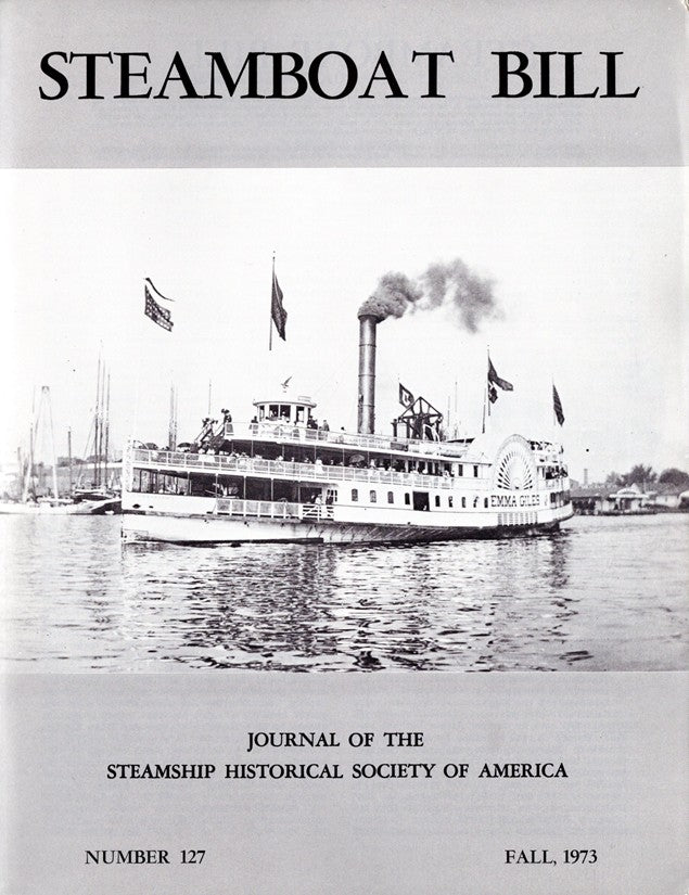"QE2: 1969 - ""Steamboat Bill"" article on 1973 rehab"