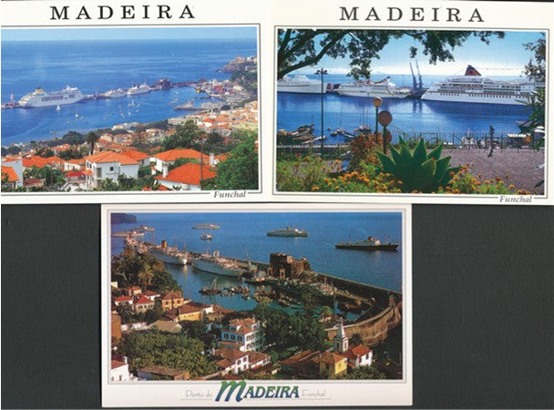 Various: Pre-war<br>Classic ships at Madeira