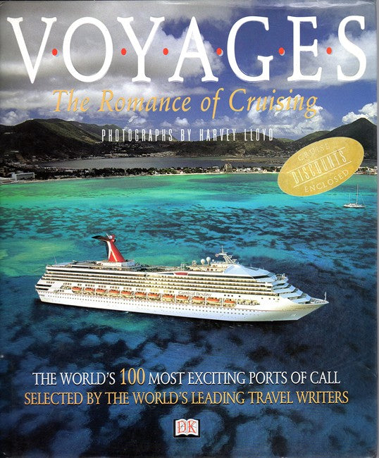 "Various Ships - ""Voyages: Romance of Cruising"""