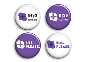 Buttons 4-Pack