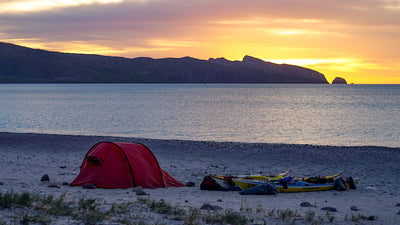 Sea Kayaking the Baja Peninsula [Part 2]: The Sea of Cortez