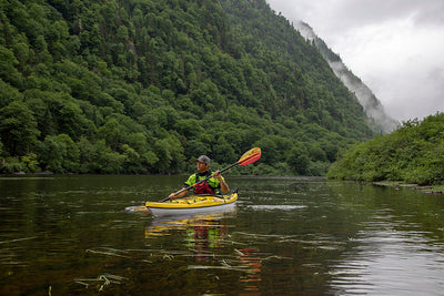 Kayaking Quebec's Jacques-Cartier River [Video]