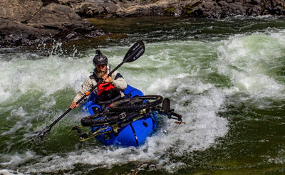 Our Best Gear Tips for Bikerafting Adventures