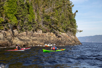 Kayaking in Quebec's Saguenay - Lac Saint Jean Region [Video]