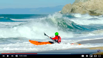 How to Launch Your Kayak in a Surf Zone [Video]