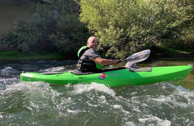 Developing the Love for Kayaking: A Customer Story