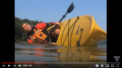 How to Wet Exit from Your Kayak [Video]