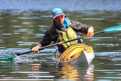 Learn Kayak Strokes: The High Brace