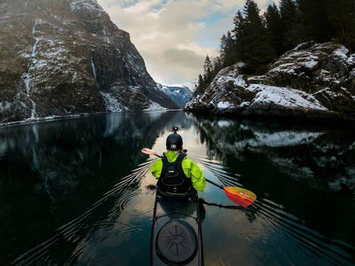 Cold Weather Paddling Clothes: What to Wear on Top