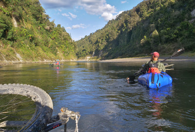 "A Packraft & Bike Adventure along New Zealand's ""Forgotten Highways"""