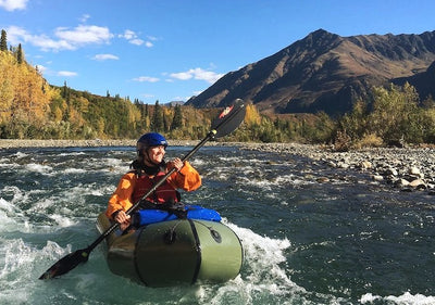 A Roundup of Packrafting Podcasts