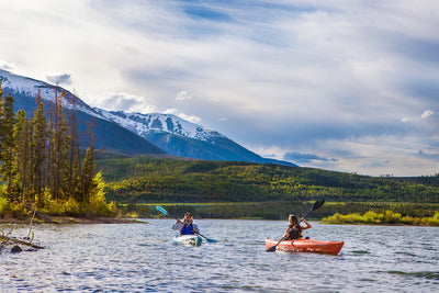 Why Paddling is a Super Social Distancing Activity