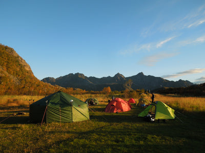 Lofoten, a paradise for kayakers
