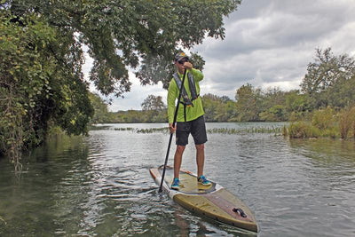 Stand Up Paddleboard Fishing - Everything You Need to Know