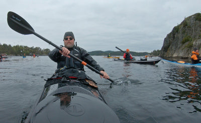 Time to step up your kayaking!