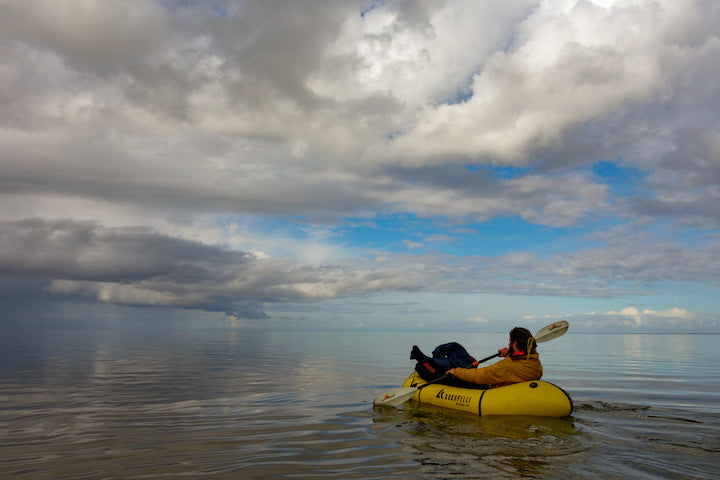 packrafting Alaska