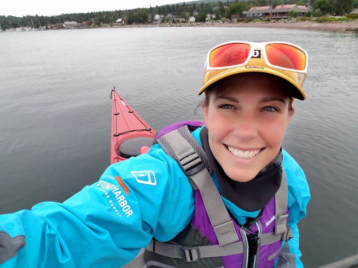 kayak guide beth poloquin