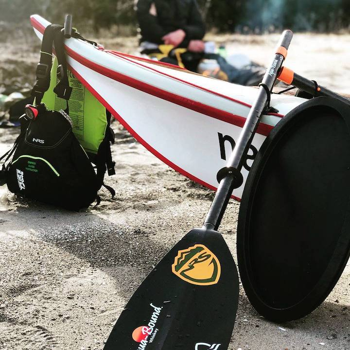 paddlers launching etiquette
