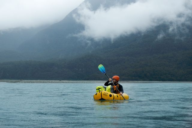haast river new zealand aquabound
