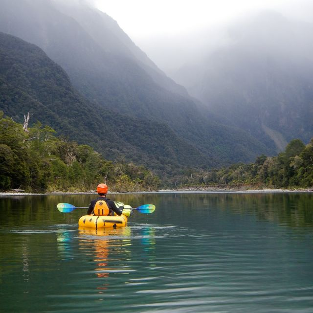 hollyford river new zealand aquabound