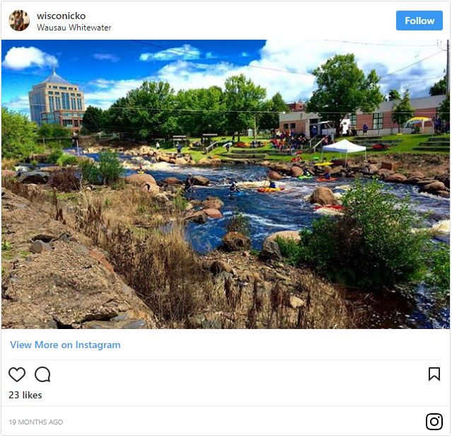 Wausau Whitewater Park image