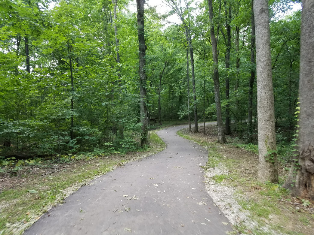 Wolf River Greenway, open for hiking and cycling