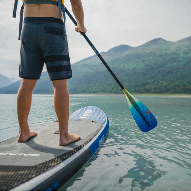 Malta Fiberglass 1-Piece Stand-Up Paddle (Cosmetic Second)