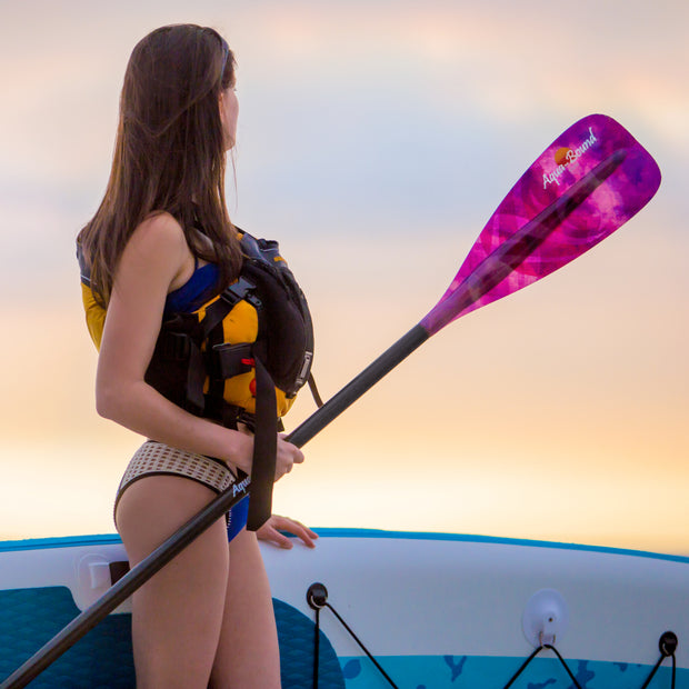 Malta Fiberglass<br>1-Piece Stand-Up Paddle