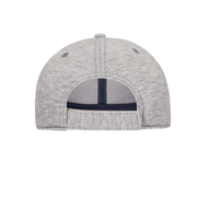 Gray Jersey Cap Back