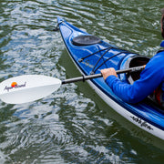 Manta Ray Hybrid 2-Piece Snap-Button Kayak Paddle