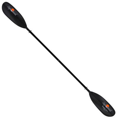 sting ray carbon 4-piece snap-button kayak paddle