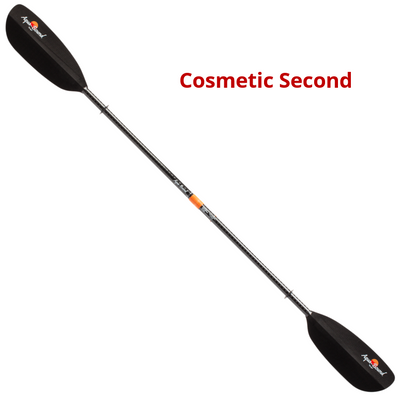 Tango Carbon 2-Piece Straight Shaft Kayak Paddle (Cosmetic Second)