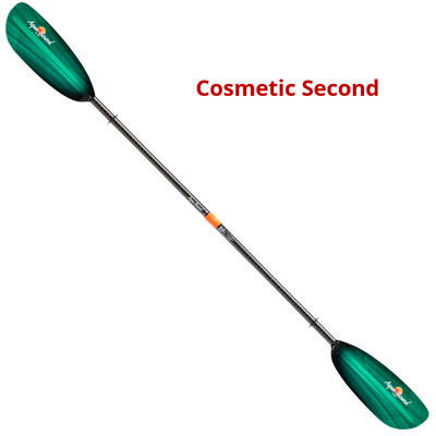 Tango Fiberglass 2-Piece Straight Shaft Kayak Paddle (Cosmetic Second)