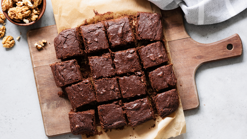 Best Chocolate Brownies - Best Cacao - Cacao + Collagen Recipe